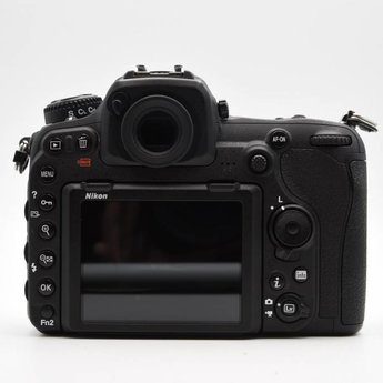 used Nikon D500 body (7,300 shutter ct)