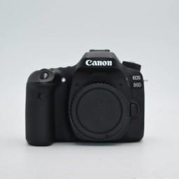 Canon 80D Body (42k clicks)