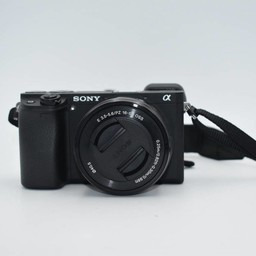 Sony a6300 w/16-50