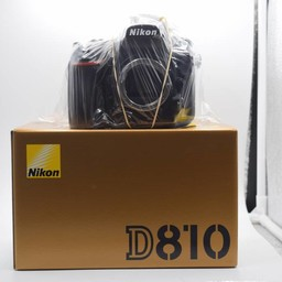 Refurb D810 (New shutter)