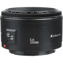 Used Canon 50mm 1.8