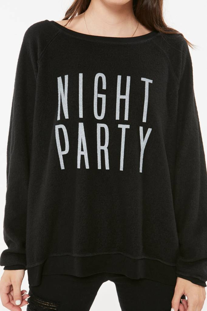 Day Party Crew Sweatshirt