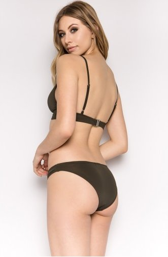 Santorini Bikini (Top + Bottom Sold Together)