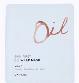 Skin First Oil Wrap Mask