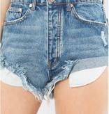 Jessie Rolled Shorts
