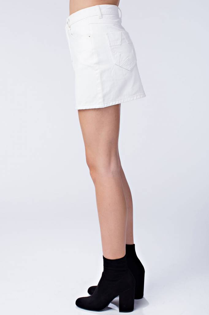 Starline Denim Skirt
