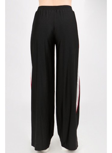 Wide Leg Track Pant