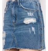 Taos Eyelet Skirt