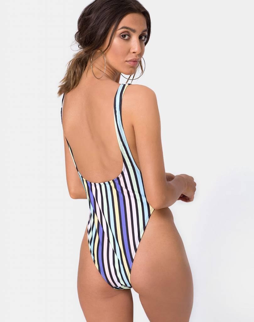 Goddess One Piece Swimsuit