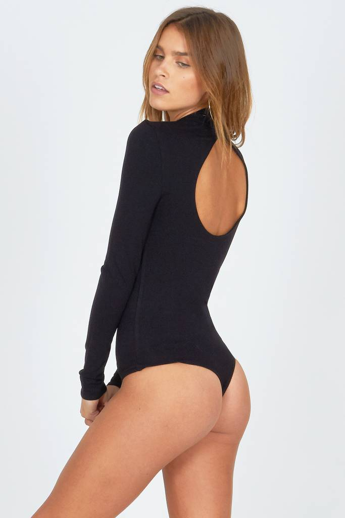 Ring My Bell Knit Bodysuit