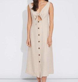 Sienna Linen Dress
