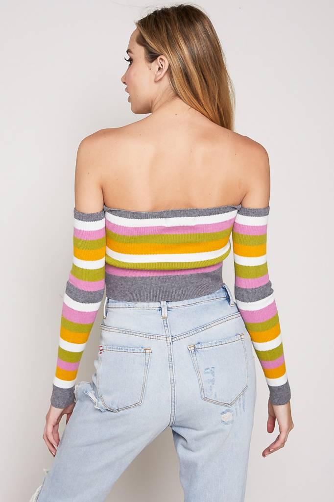 Ferrara Sweater Top