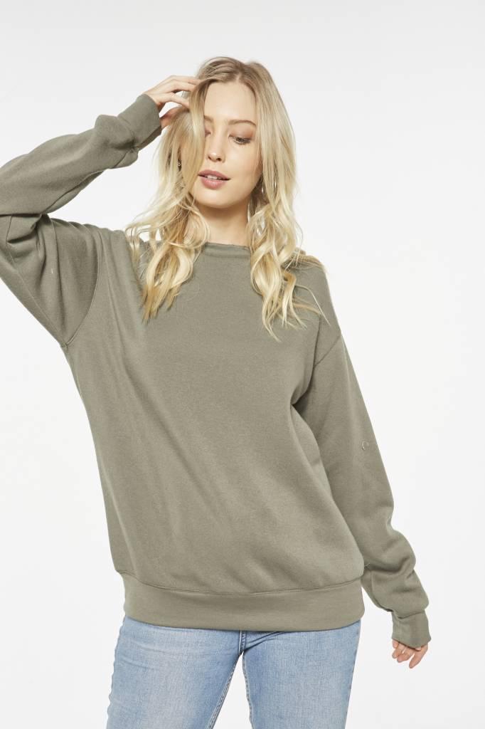 Newton Distressed Sweatshirt