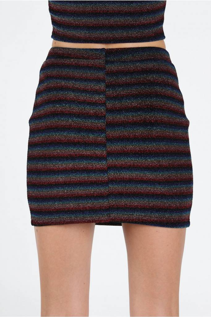 End of the Rainbow Skirt