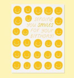 The Good Twin Sending Smiles Card
