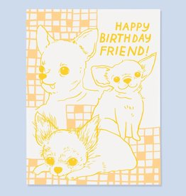 The Good Twin Chi Bday Card