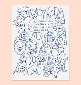 The Good Twin Dog House Card