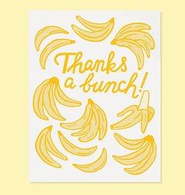 The Good Twin Banana Thanks Card