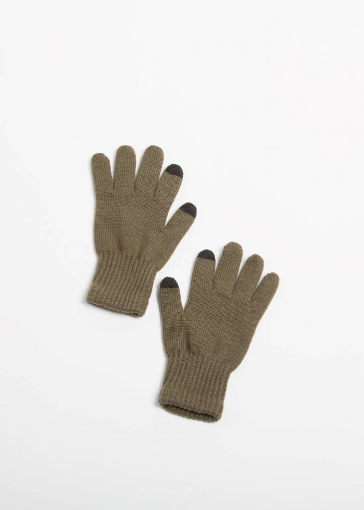 Cashmere Blend Screen Compatable Gloves