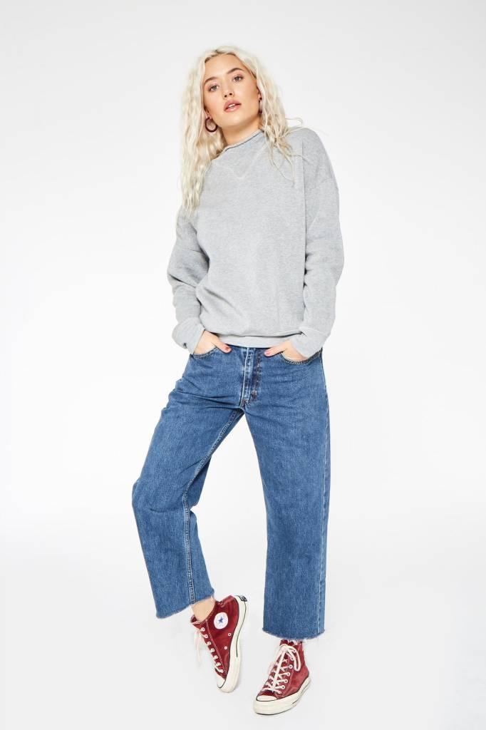 It's A Vibe Rollneck Sweatshirt