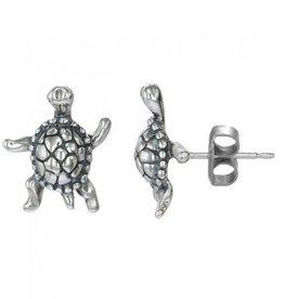 Boma ES 447 Turtle Stud Earrings