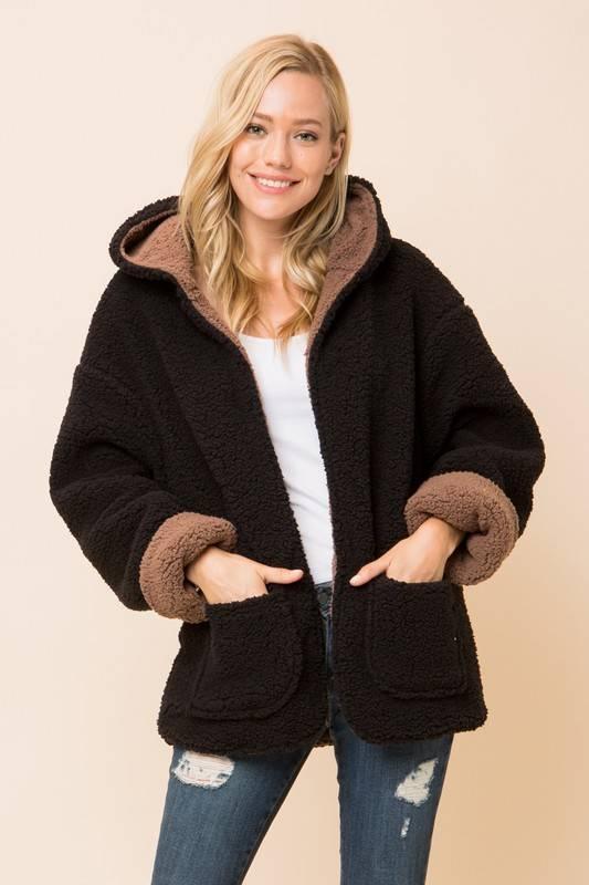 Bear Reversible Jacket