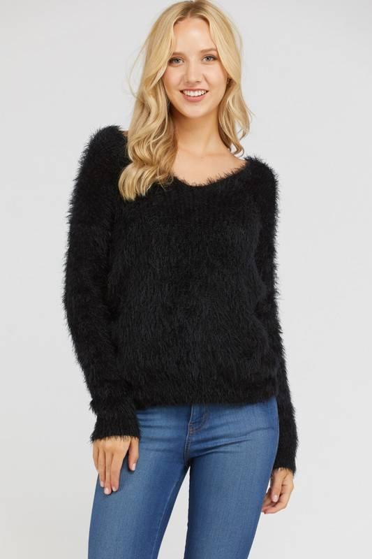 Josephine Knot Sweater