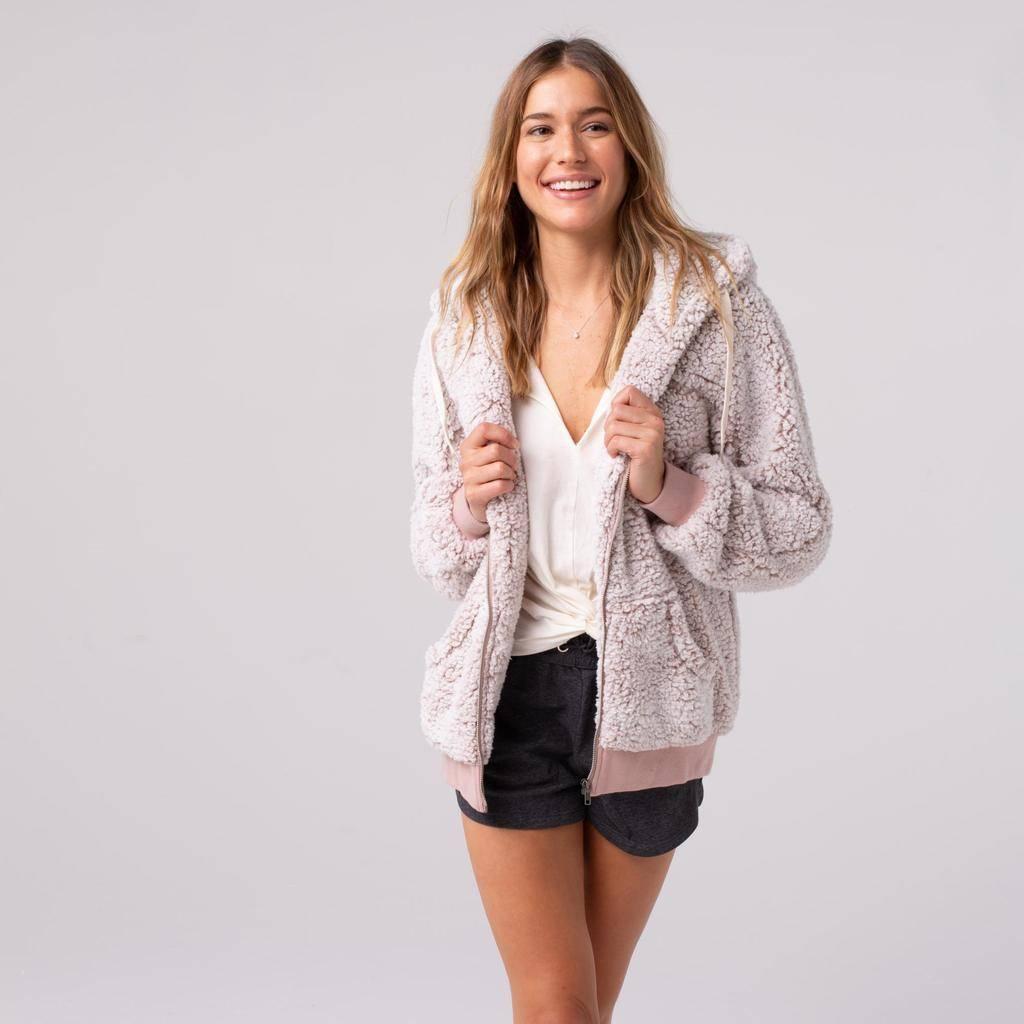 Stowe Hooded Jacket