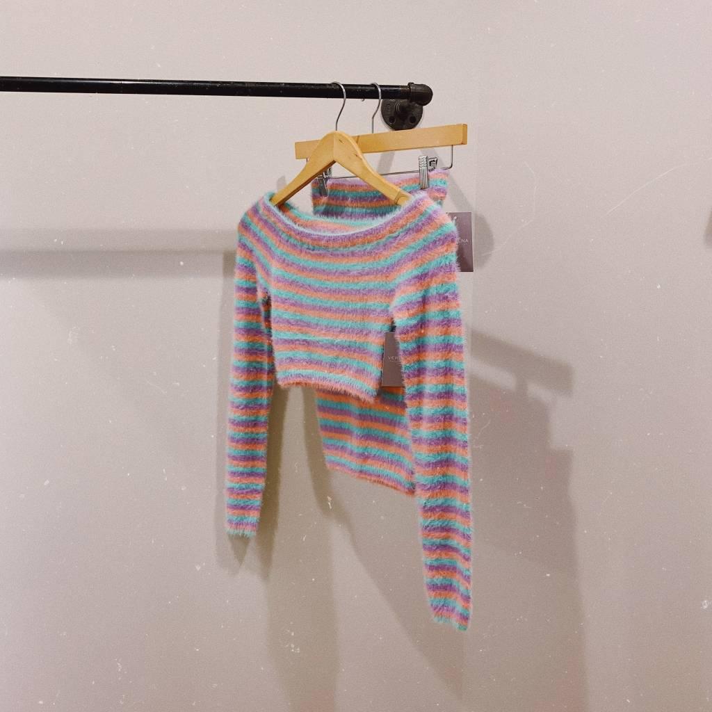 Sofie Striped Set (TOP +BOTTOM)