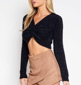 Amelia Crop Sweater