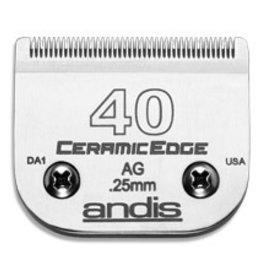 Andis Andis CeramicEdge Clipper Blade Size 40