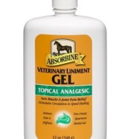 Absorbine Absorbine Liniment Gel 12 oz.