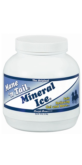 Straight Arrow Mineral Ice 1 lb.