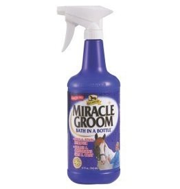 "Absorbine Miracle Groom ""Bath in a Bottle"" Quart"