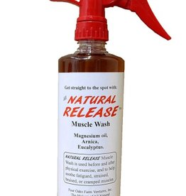Four Oaks Natural Release Muscle Wash 16 oz.