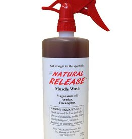 Four Oaks Natural Release Muscle Wash 32 oz.