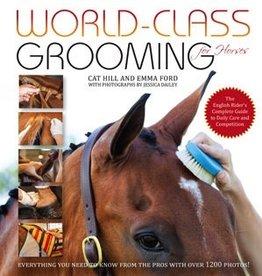 Trafalgar Square Books World-Class Grooming for Horses