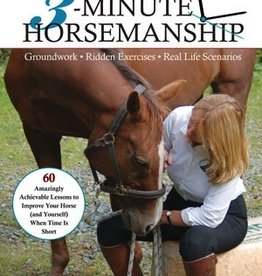 Trafalgar Square Books 3-Minute Horsemanship