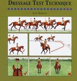 Dressage Test Technique