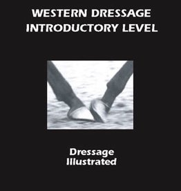 2013 WDAA Western Dressage Introductory Level Tests 1,2,3,4