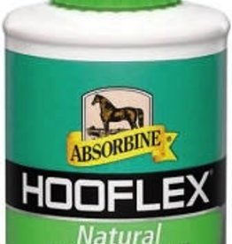 Absorbine Hooflex Natural Dressing + Conditioner With Brush