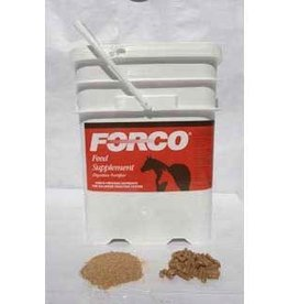 Forco Forco Feed Supplement Pellet 25lb Pail