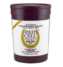 Farnam Red Cell Pellets 4lb Pail