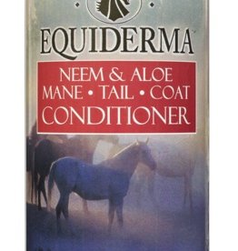 Equiderma Equiderma Neem & Aloe Conditioner for Mane, Tail & Coat - 32oz