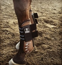 Majyk Equipe Majyke Equipe Vented Infinity Tendon Boot - Front