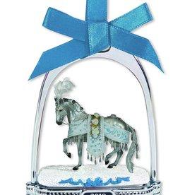 Breyer Breyer Celestine Holiday Stirrup Ornament 2018