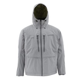 Simms SIMMS BULKLEY JACKET - CONCRETE