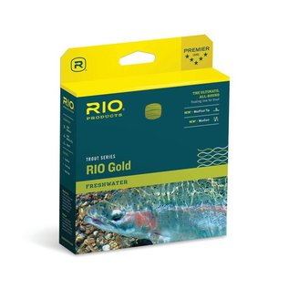 Rio RIO GOLD WF FLOATING FLY LINE