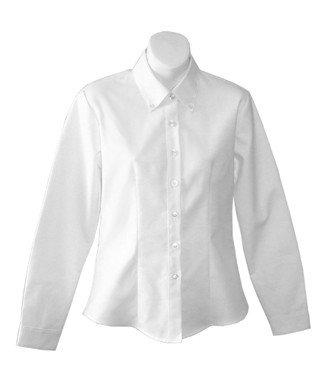 White Oxford Shirt -Ladies