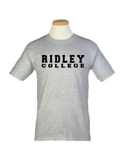 Gym T-Shirt-Grey-Adult Sizes